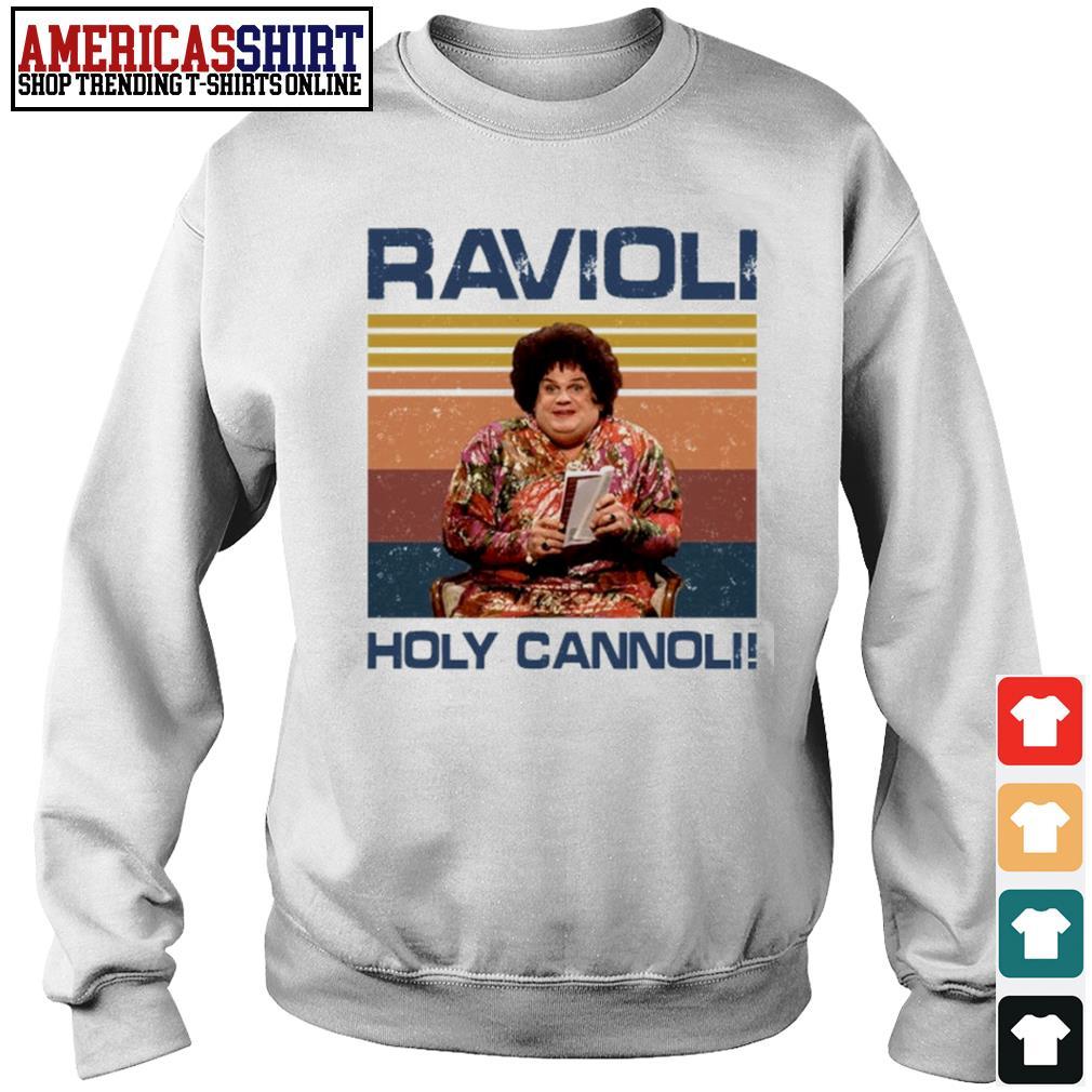 Ravioli holy cannoli vintage s sweater