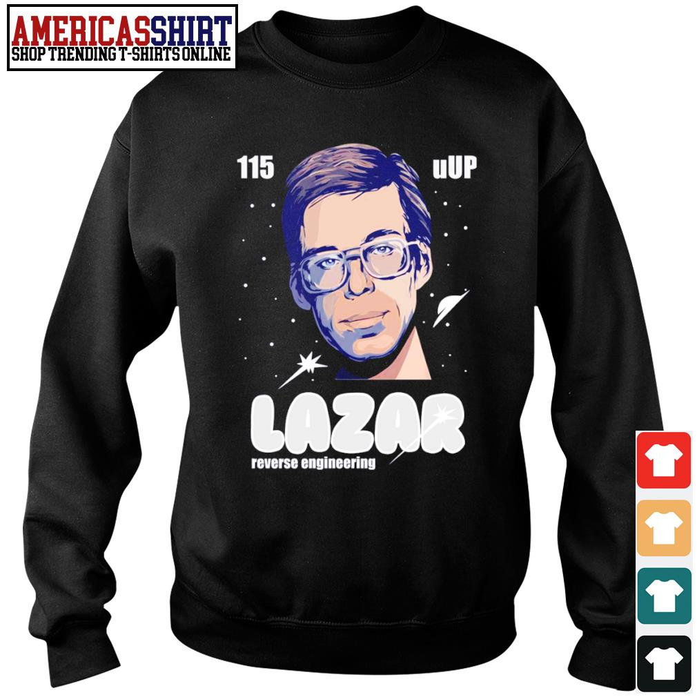 115 uUP Lazar reverse engineering s sweater