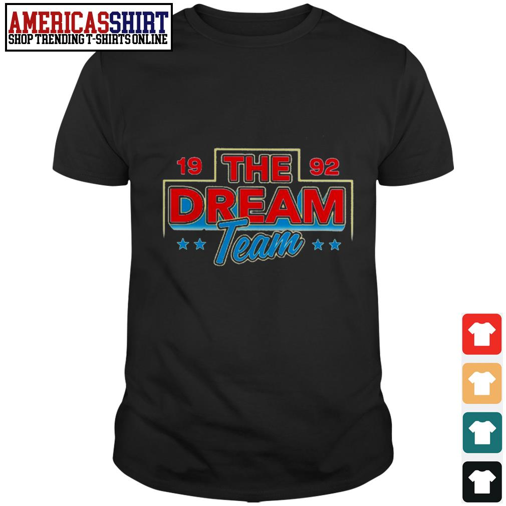 1992 The dream team shirt