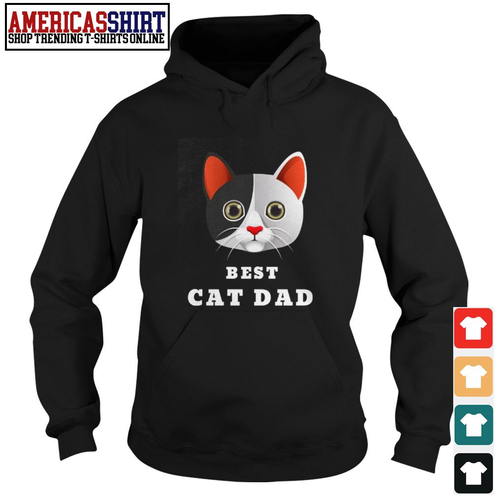 Best cat dad Hoodie