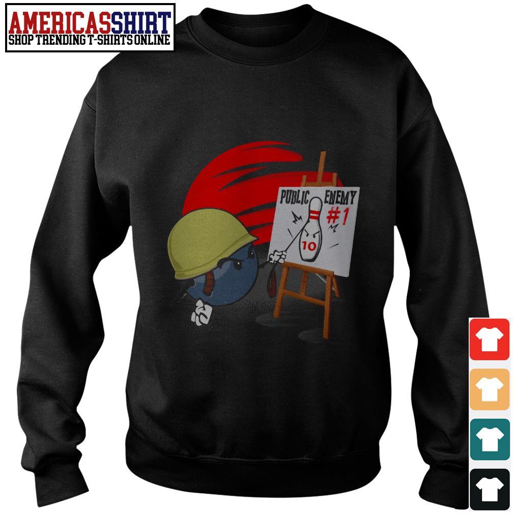 Bowling public enemy no 1 Sweater