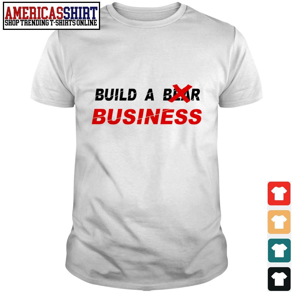Build a bear business shirt