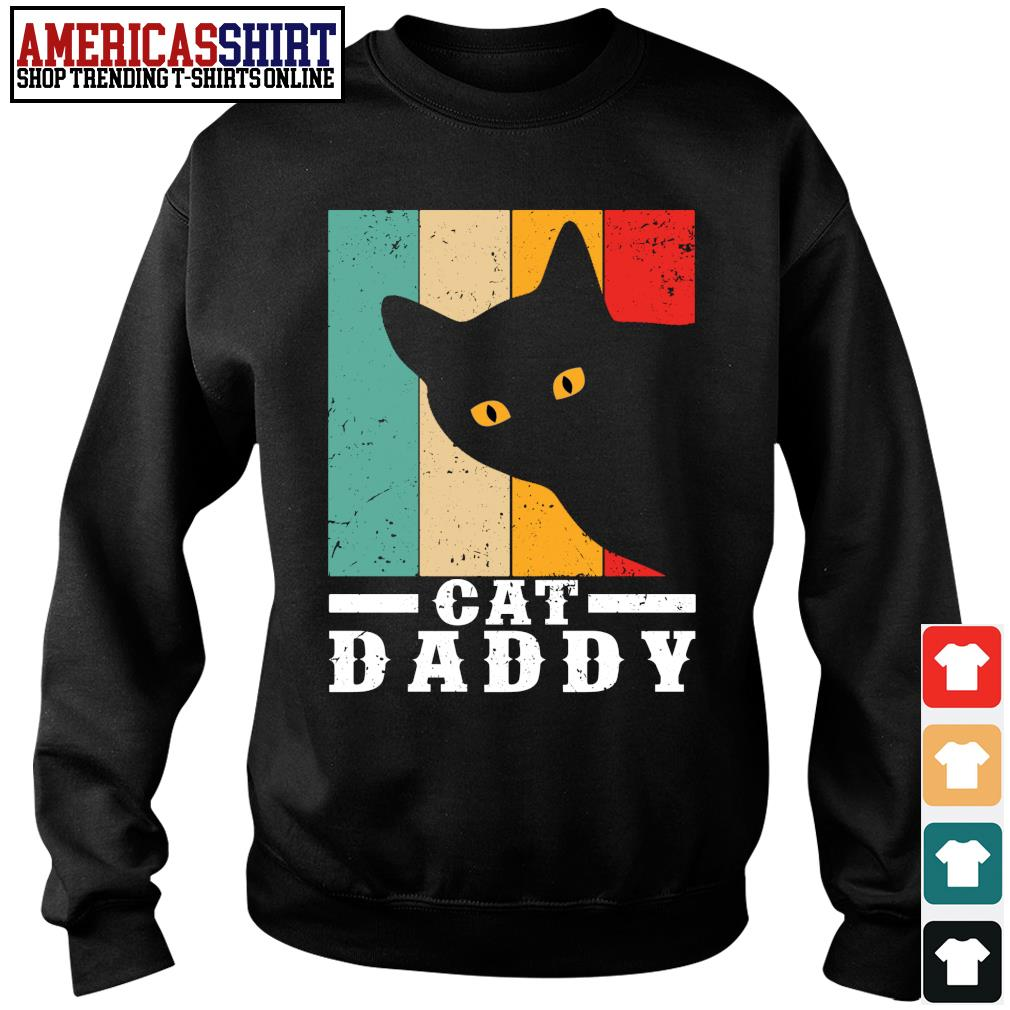 Cat daddy vintage s sweater