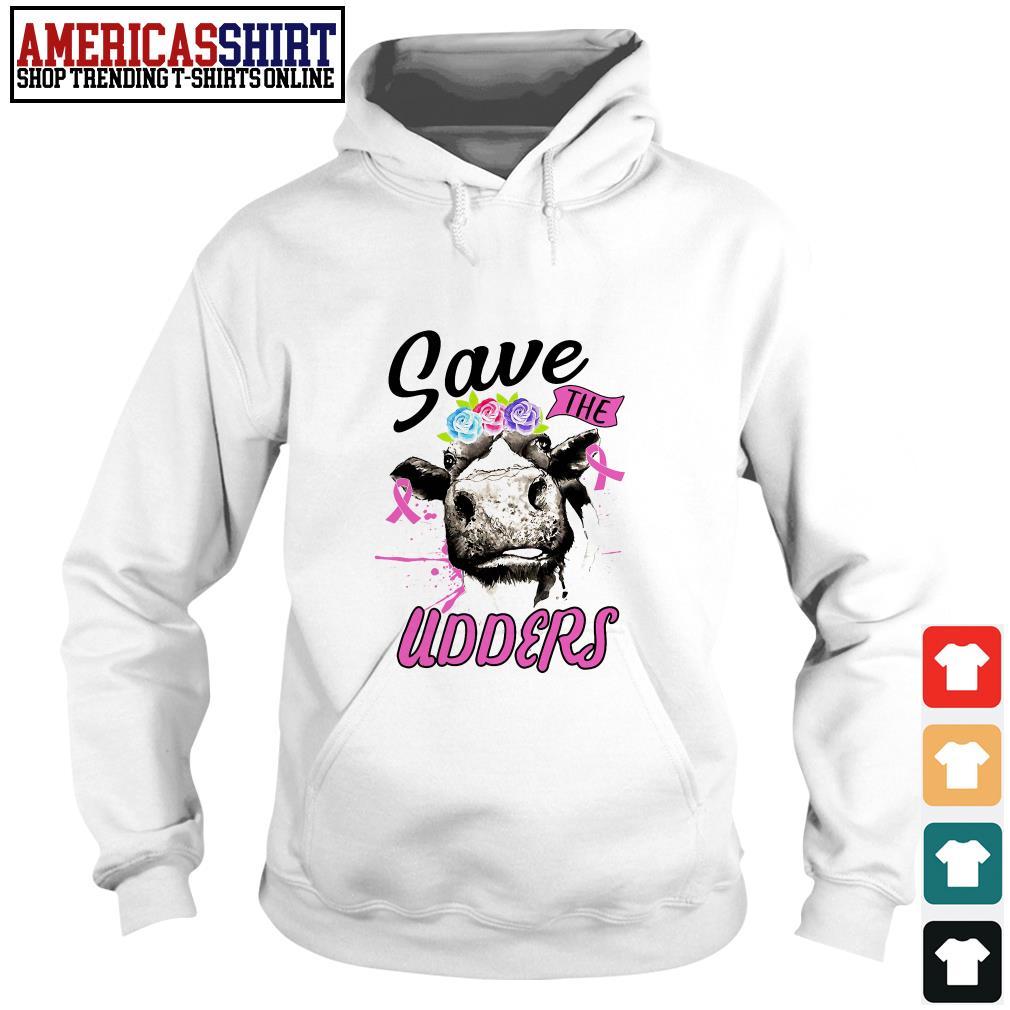 Cow save the udders Hoodie