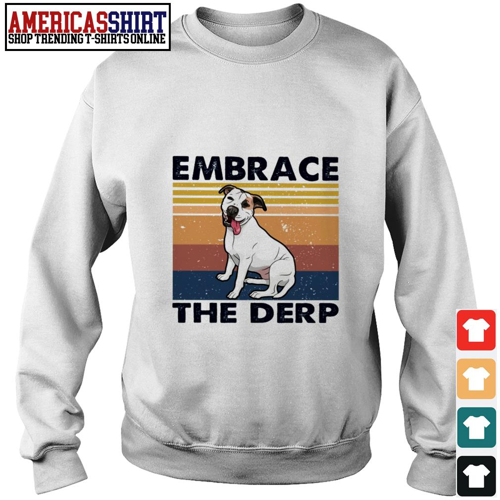 Embrace the derp vintage Sweater