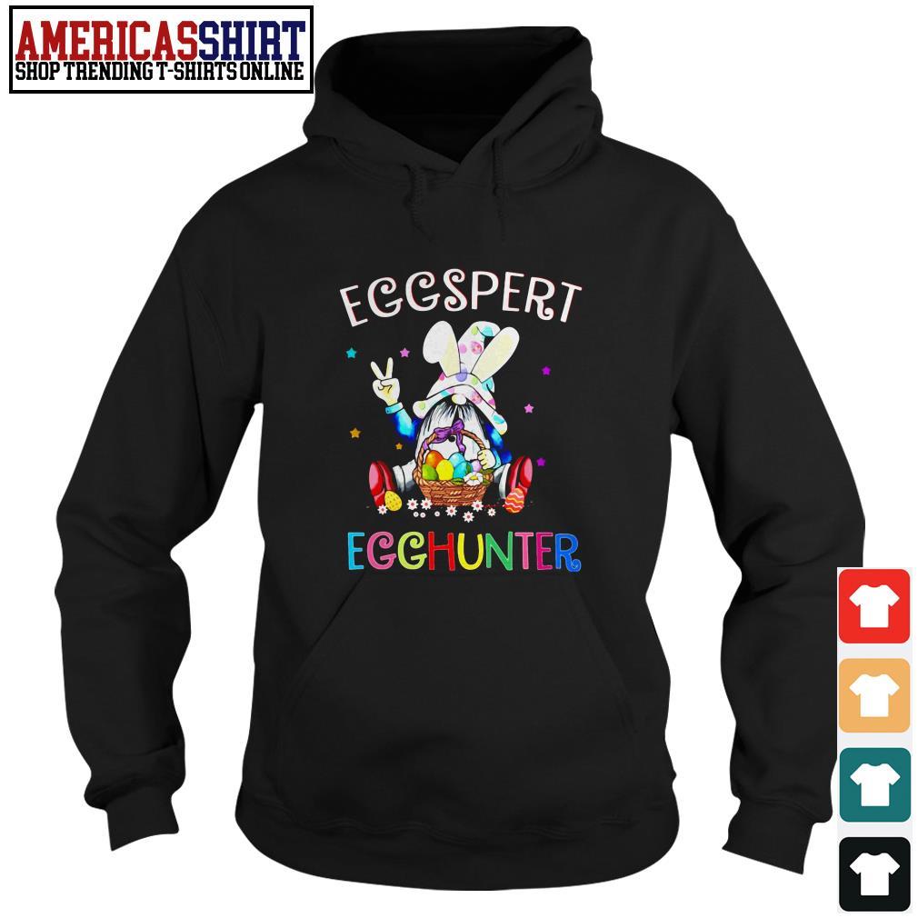 Gnome Eggspert egghunter Hoodie