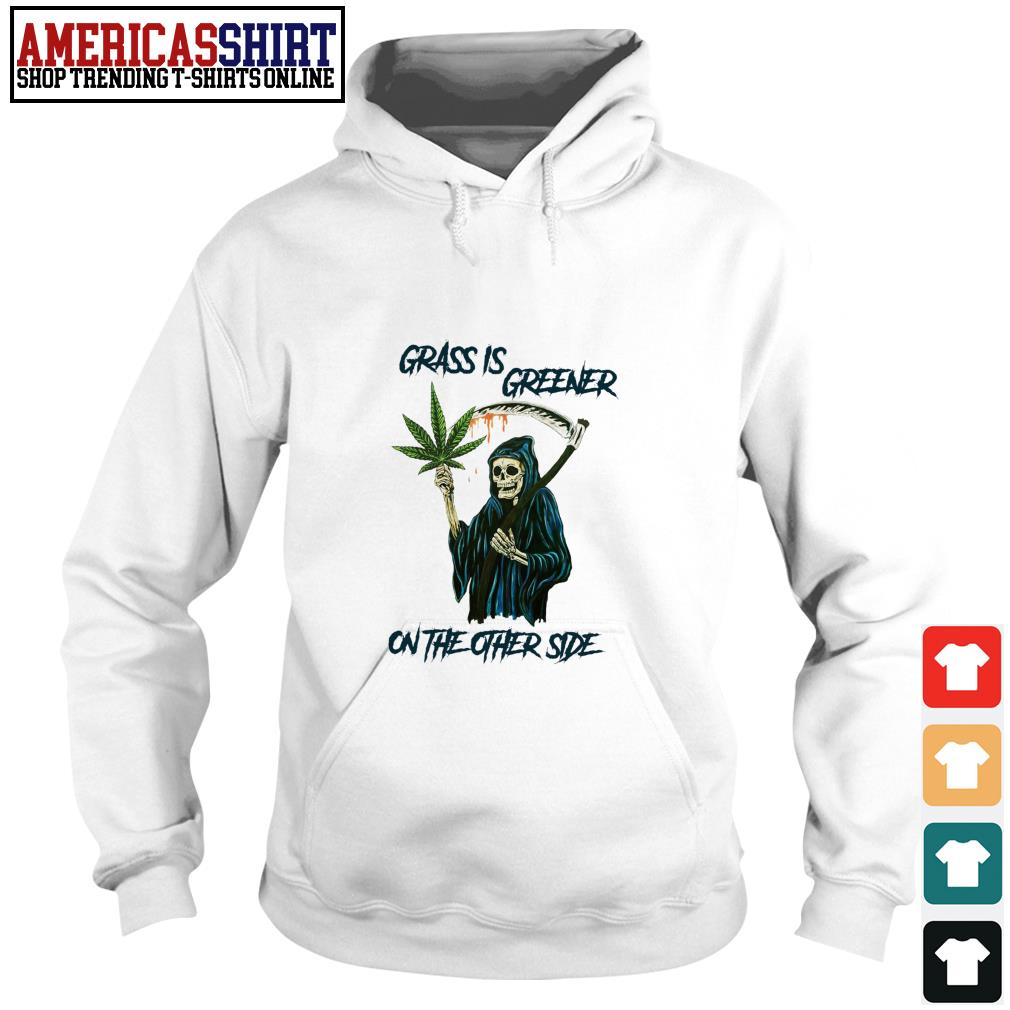 Grass is greener on the other side Hoodie