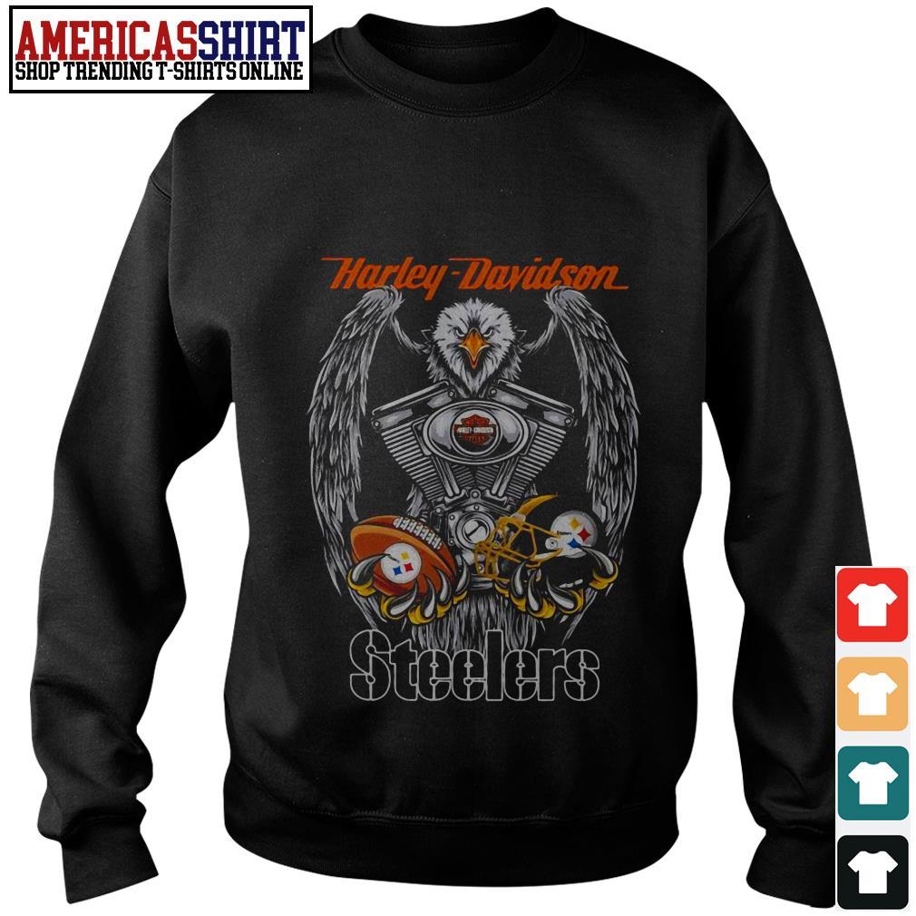 Harley Davidson Pittsburgh Steelers Sweater