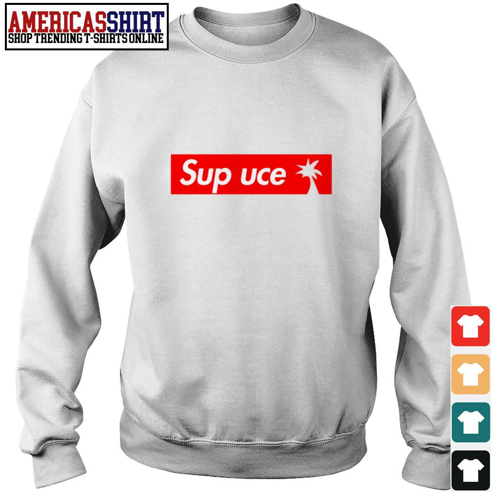 Official Sup uce Sweater