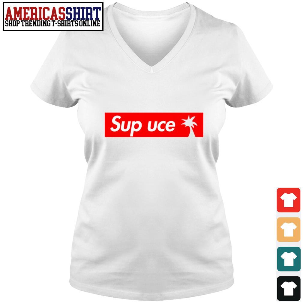 Official Sup uce V-neck T-shirt